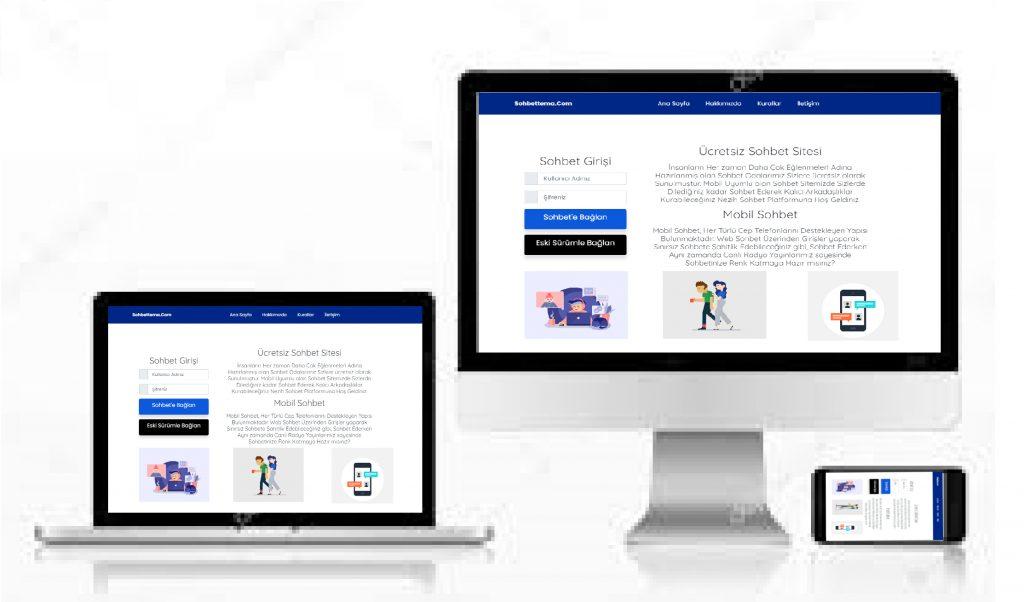 Wordpress-Heyecan-Sohbet-Temasi