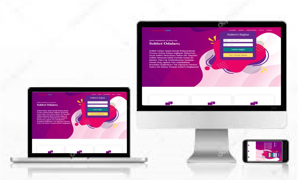 Wordpress-Kuşak-Sohbet-Temasi
