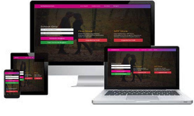 Wordpress-Responsive-Sohbet-Temasi