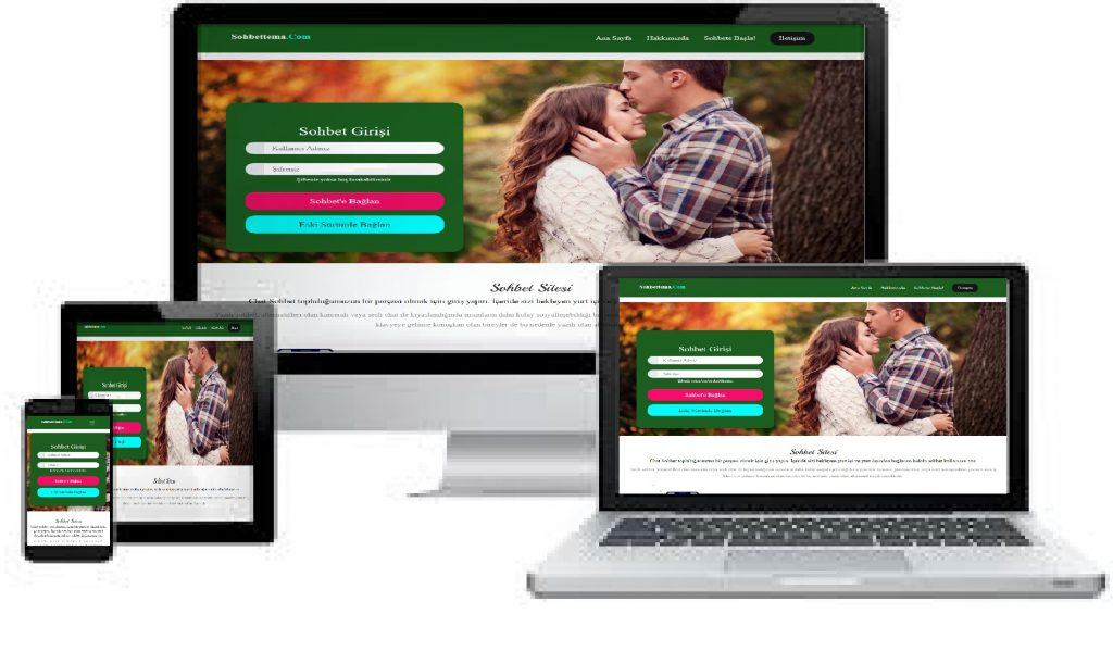 Wordpress-Yeşil-Sohbet-Temasi
