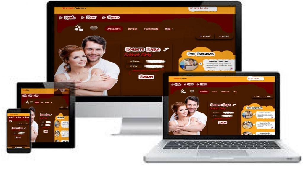 HTML-Sohbetv1-Sohbet-Temasi