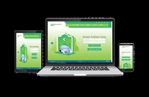 Wordpress-İslamiv1-Sohbet-Temasi