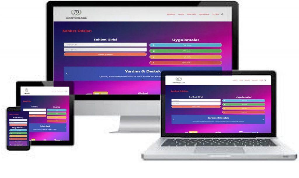 Wordpress-Has-Sohbet-Temasi