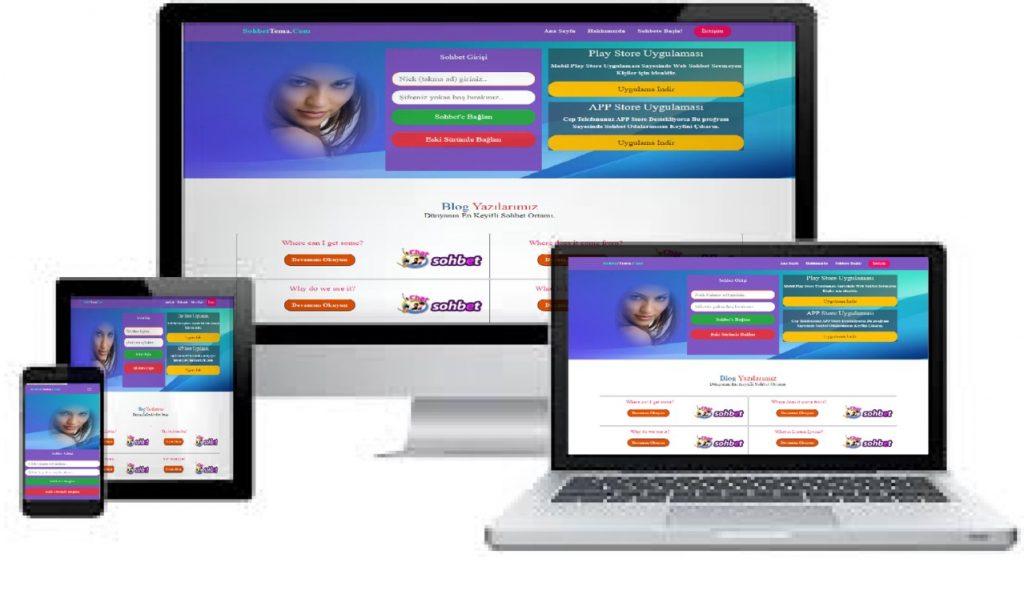 Wordpress-Hızlı-Sohbet-Temasi